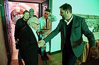 Setkání cestovatelských legend - Jiří Kolbaba, Miloslav Stingl, Rudolf Švaříček, zámecká jízdárna Český Krumlov 4.3.2018