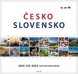 Kniha Česko Slovensko
