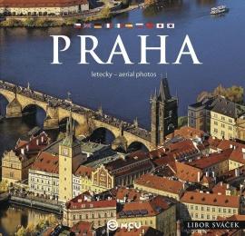 Kniha Libor Sváček - Praha letecky, Foto: Archiv Vydavatelství MCU s.r.o.