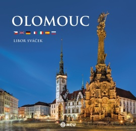 Kniha Libor Sváček - Olomouc, Foto: Archiv Vydavatelství MCU s.r.o.