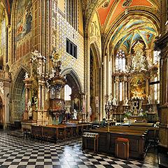 Brno - kláštěr cisterciaček, Foto: Archiv Vydavatelství MCU s.r.o.