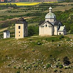 Jižní Morava - Svatý kopeček nad Mikulovem, Foto: Archiv Vydavatelství MCU s.r.o.