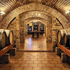 Jižní Morava - vinařský sklep v Hustopečích, Foto: Archiv Vydavatelství MCU s.r.o.