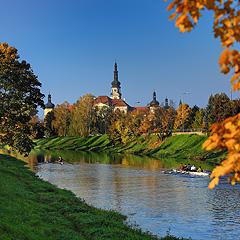 Olomouc - Klášterní Hradisko, bývalý klášter premonstrátů, Foto: Archiv Vydavatelství MCU s.r.o.