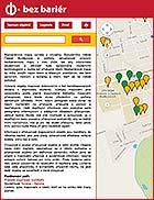 České Budějovice bez bariér - webová aplikace, Foto: Archiv Vydavatelství MCU s.r.o.