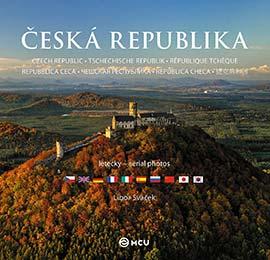 Libor Sváček: Česká republika letecky, titulní strana