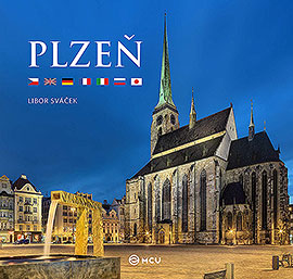 Plzeň, Libor Sváček - kniha