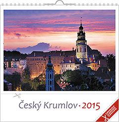 Pohlednicový kalendář Český Krumlov I.