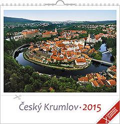 Pohlednicový kalendář Český Krumlov II.