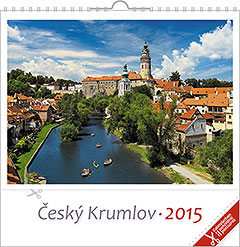 Pohlednicový kalendář Český Krumlov III.