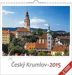 Pohlednicový kalendář Český Krumlov IV.