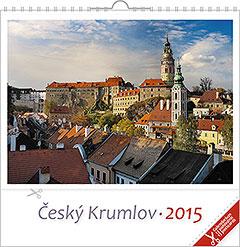 Pohlednicový kalendář Český Krumlov V.