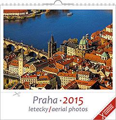 Pohlednicový kalendář Praha