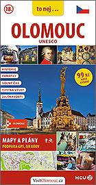 Průvodce Olomouc, Zdroj: Vydavatelství MCU s.r.o.