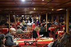 13. plavba pod pražskými mosty 22.11.2016