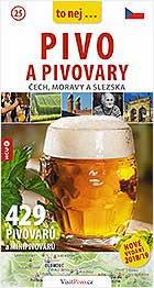 Průvodce Pivo a pivovary Čech, Moravy a Slezska