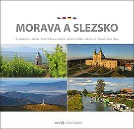Kniha Morava a Slezsko - foto: Libor Sváček
