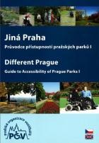 Jiná Praha - Průvodce přístupností pražských parků I, Foto: Archiv Vydavatelství MCU s.r.o.