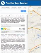 Šestka bez bariér - webová aplikace, Foto: Archiv Vydavatelství MCU s.r.o.