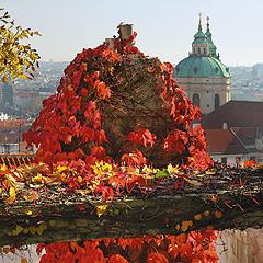 Praha - podzimní motiv, Foto: Archiv Vydavatelství MCU s.r.o.